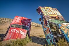 14 Bizarre Roadside Attractions In Nevada That Will Make You Do A Double Take