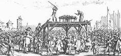 Mazzatello, el cruel método de ejecución utilizado en los Estados Pontificios - Cuaderno de Historias