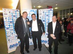 Les mots du Président du Conseil Général Mr Labazée au terme du match Billère Handball/Aix hier soir, au Palais des sports de Pau.  www.billere-handball.com
