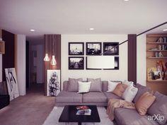 "Living room / Moscow/ by ""Vitta-Group"": интерьер, квартира, дом, гостиная, минимализм, 30 - 50 м2 #interiordesign #apartment #house #livingroom #lounge #drawingroom #parlor #salon #keepingroom #sittingroom #receptionroom #parlour #minimalism #30_50m2 arXip.com"