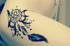 Wiccan Tattoos for Women Tattoo Life, Heidnisches Tattoo, Tattoo Pain, Pentacle Tattoo, Wicca Tattoo, Badass Tattoos, Body Art Tattoos, Cool Tattoos, Tattoo Ideas