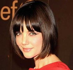 pictures of haircuts with bangs and layers top 10 hairstyles from recent history bobs 6304 | 06589450eb6304a556a4345c2cac1398 short bobs with bangs bob with bangs