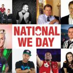 Our first National We Day in the Ottawa-Gatineau region is coming up on Monday April and we're thrilled to share the list of speakers and performers with you! Free The Children co-founder Craig Kielburger and Canadian pop-rock band Neverest join. Pop Rock Bands, Co Founder, Pop Rocks, Local News, Ottawa, Celebrities, Day, Speakers, Life