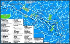 Guanajuato Map - Guanajuato Mexico • mappery