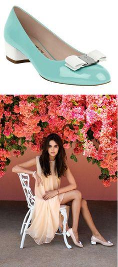 Custom Create Your Salvatore Ferragamo Dream Shoes