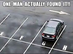 One man actually found it!!