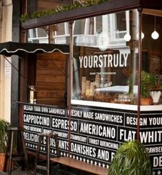 YoursTruly Cafe