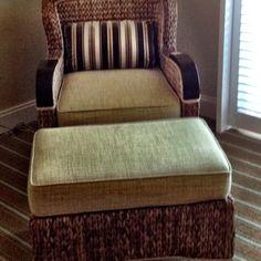 Chair from Ocean Ridge, Cape Cod, MA