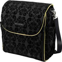 Petunia Pickle Bottom Diaper Bag Boxy Backpack Black Currant- a must for my grand baby Black Diaper Bag, Petunia Pickle Bottom, Diaper Bag Backpack, Diaper Bags, Diaper Bassinet, Black Currants, Baby Online, Baby Boutique, Backpacker