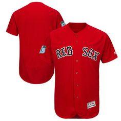 32680ac3b Men s Boston Red Sox Majestic Scarlet 2017 Spring Training Authentic Flex  Base Team Jersey Cheap Nba