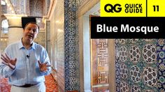 Is the interior of the Blue Mosque (Sultan Ahmend Mosque) covered with tiles?  Is this the reason that it is called Blue Mosque?  A 19-year-old Sultan Sultan Ahmed I started digging ceremoniously in the presence of high officials until he was tired. Thus began the construction in 1609 that continued until it was finished in 1616. He appointed his royal chief architect Sedefkar Mehmed Aga one of the apprentices of Architect Sinan to be in charge of the construction. He designed one of the…