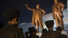 North Korea's top brass commemorates Kim Jong Il's death