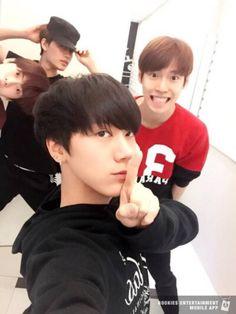 Ten, Doyoung, Taeil and Jaehyun #SMROOKIES