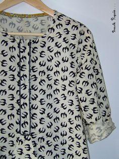 DENVER lady - sewing pattern by c'est dimanche