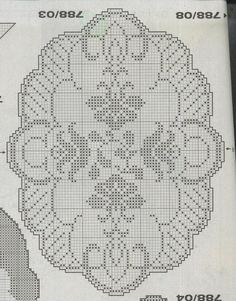 Burda Filet au Crochet - Zosia - Picasa Web Albümleri