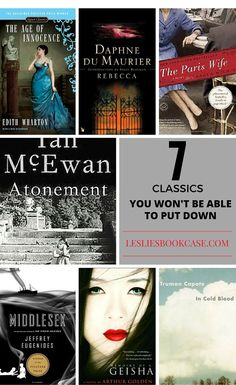 These 7 classics will keep you as engrossed as the latest bestseller!