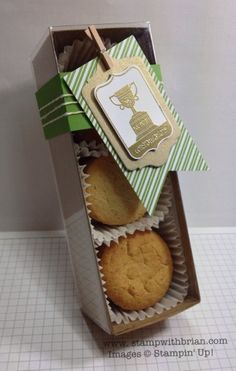 Another great use for these little boxes. http://www.stampinup.com/ECWeb/ProductDetails.aspx?productID=130927