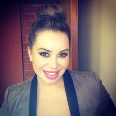 Love her style! Janney Chiquis Marin❤
