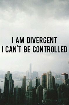 soy divergente y no puedo ser controlada tris - Buscar con Google