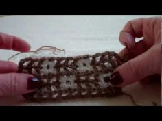 Interlocking Crochet™ - How To Video Tutorials (I have the book for this)