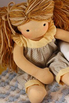 Celina in her romper by Fig & Me, via Flickr