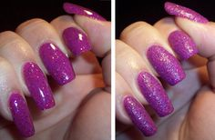 The Birds and the Bees Textured OR NOT Nail Polish FULL by SlickLacquer, $10.50 Indie Nail Polish