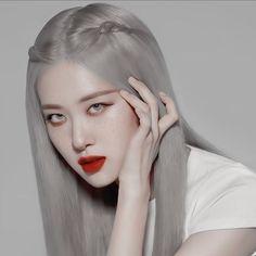 Yg Entertainment, Ulzzang, Blackpink Members, Cute Rose, Korea, Rose Pictures, Rose Park, Blackpink And Bts, Asian Celebrities
