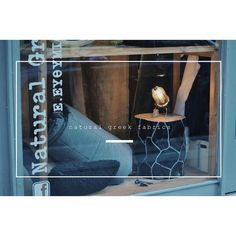 Wednesday window! Order your grey blanket! #naturalgreekfabrics #natural #fabrics #interior #design #home #decoration #athens #greece