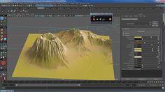 Easy Terrian Creation Script for Maya on Vimeo
