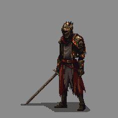 Dark Souls,фэндомы,Dark Souls 3,DSIII персонажи,Soul of Cinder,Oscar Knight of Astora,DS персонажи,Pixel Gif,Pixel Art,Пиксель Арт, Пиксель-Арт,artist,Arkady Kim,DS gif,DS art Dark Souls Art, Dark Souls 3 Gif, Dark Souls Characters, Pix Art, Pixel Animation, Anime Pixel Art, Pixel Art Games, Knight Art, Pixel Pattern
