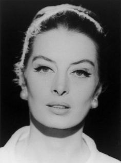 "Capucine (1933 - 1990) Actress. More famous in Europe than America, yet she seduced John Wayne in ""North to Alaska"" and was the perfect comic foil as Peter Sellers' wife, Simone, in the classic ""Pink Panther."""