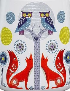nina jarema | ... and foxes in the folk lore collection by nina jarema for wild and wolf