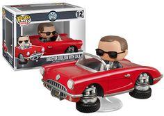 ToyzMag.com » Nouveautés Funko Pop! : Groot, Agents of SHIELD, The Phantom