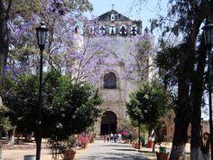 Iglesia en Tepoztlan Morelos
