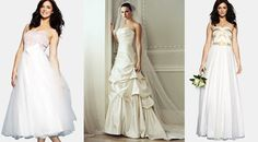 7 top tips on Finding The Dream Wedding Dress .Pin now, read later. A must read for all plus-sized ladies #plussizebride