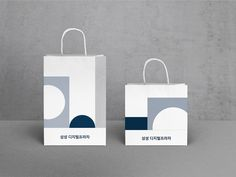 Samsung Digital Plaza on Behance Luxury Packaging, Bag Packaging, Jewelry Packaging, Shopping Bag Design, Paper Bag Design, Plaza Design, Brand Manual, Identity Design, Visual Identity