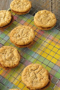 Copycat Girl Scout Cookies: Do-Si-Do's