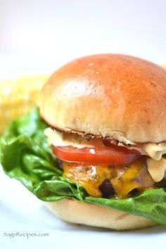7 Tips for How to Cook the Perfect Burger. Our additional tip: slather on some #JustMayo before devouring!