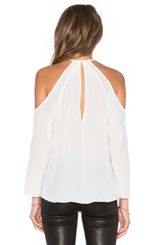 Shop for Amanda Uprichard Jasmine Top in Ivory at REVOLVE. Outdoor Clothing Stores, Casual Clothing Stores, Clothing Catalogs, Clothing Sets, Urban Fashion, Fashion Looks, Womens Fashion, Chic Outfits, Pretty Outfits