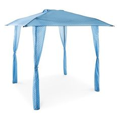 Poppytalk for Target Camping Canopy. Camping Canopy, Glamping, Wit And Delight, A Little Party, Decks And Porches, Front Porches, Sleeping Under The Stars, Cute N Country, House Deck