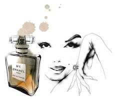 Marilyn promoted Chanel No 5