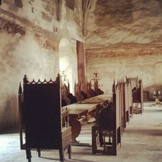 Medieval Dining Hall