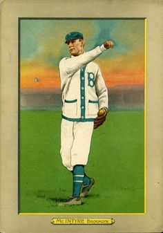 1911 Turkey Red Cabinets T3 #28a Harry McIntire Front