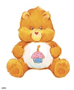 Care Bears: Birthday Bear