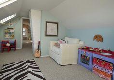 Kenzie's bedroom?
