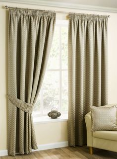 Marrakech Geometric Print Curtains, Natural - Curtains & Accessories - Home, Lighting & Furniture - BHS