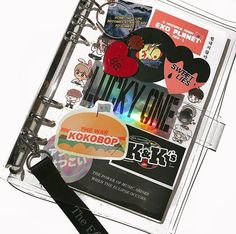 Discover recipes, home ideas, style inspiration and other ideas to try. Binder Covers, Journal Covers, Bullet Journal Ideas Pages, Journal Notebook, Cute Journals, Bullet Journal Aesthetic, Kpop Merch, Kpop Aesthetic, Journal Inspiration