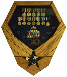 Military Shadow Box Woodworking Plans - Woodworking Plans