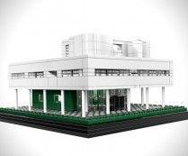 LEGO Architecture Collection: Villa Savoye by Le Corbusier