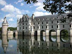 Chenonceau, no Vale do Loire.